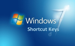 Shortcut Windows 7
